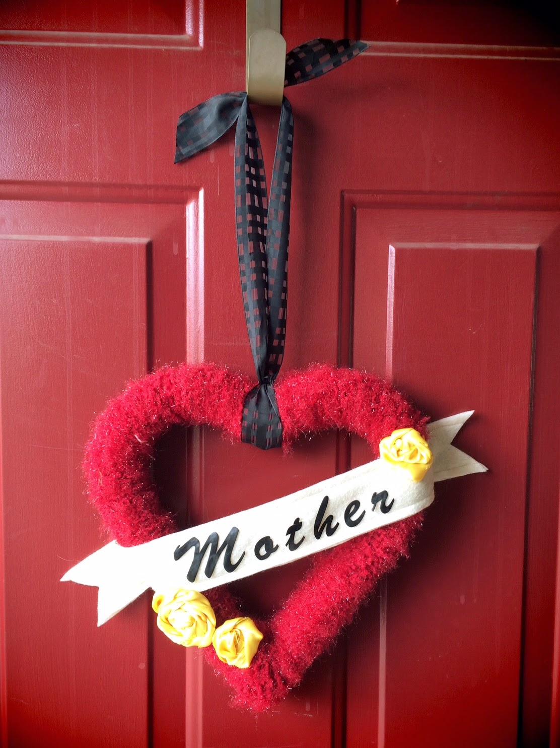 tattoo art - mother's day wreath - all things belle