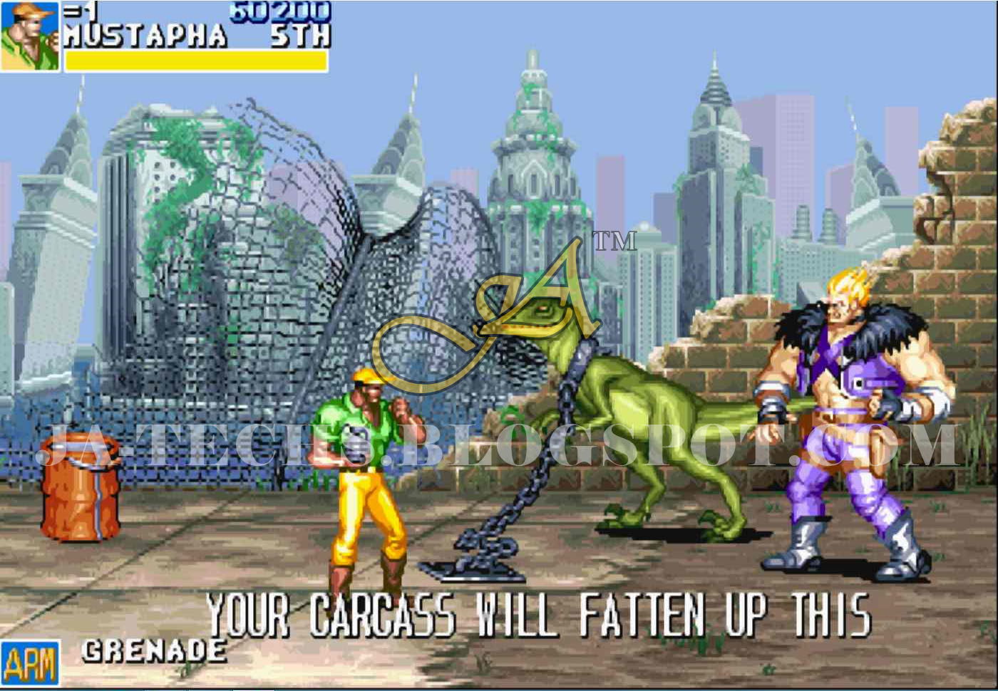 PC DINOSAURS MUSTAPHA TÉLÉCHARGER CADILLACS AND