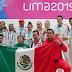 Logra México 37 medallas de oro en Panamericanos de Lima 2019
