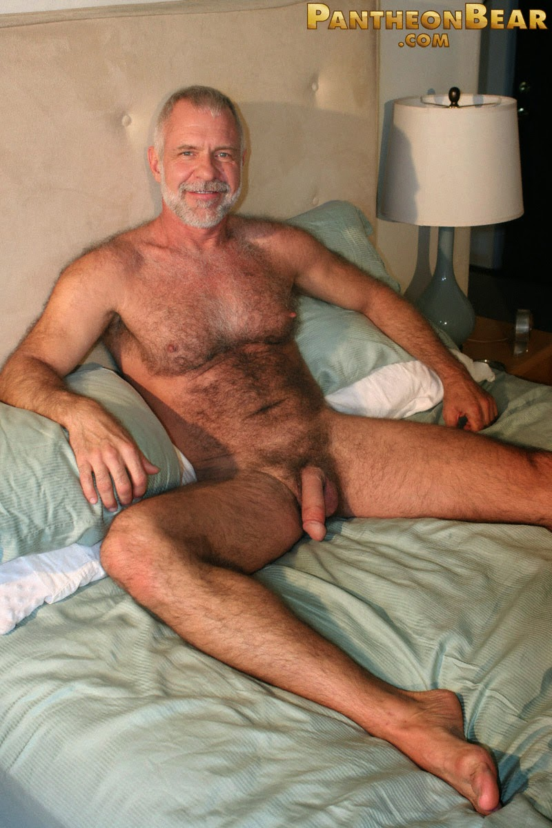 Naked Black Mature Men