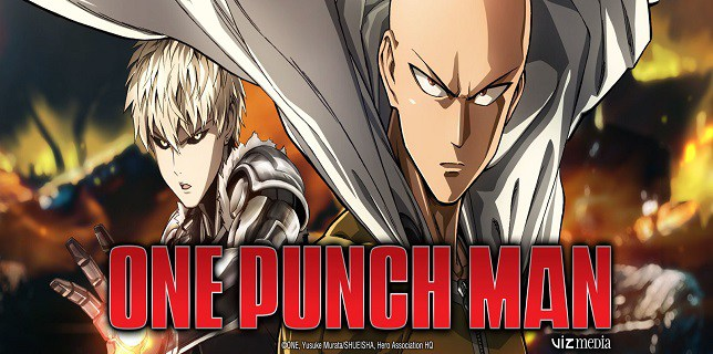 One-Punch Man Temporada 01 Audio Latino