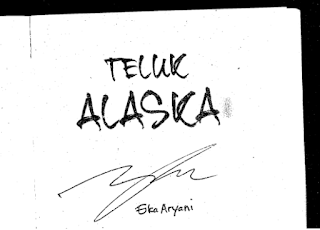 Download PDF Novel TELUK ALASKA karya Eka Aryani