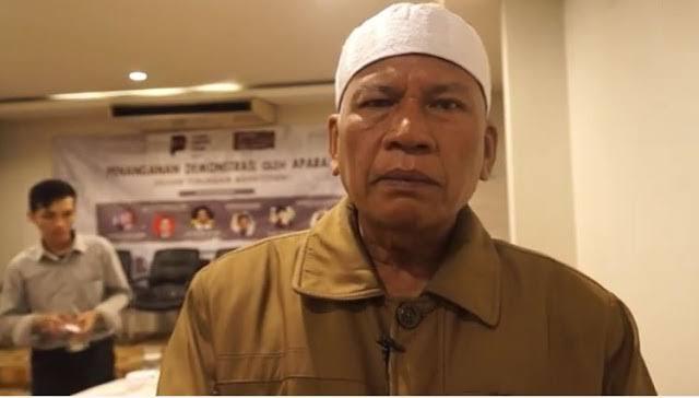 Damai Hari Lubis: Pemerintah di Era Jokowi Melanggar Hukum Secara Terang - Terangan