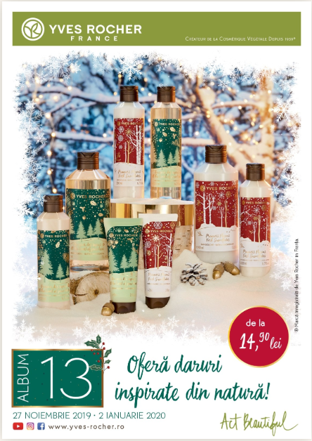 Yves Rocher PROMOTII