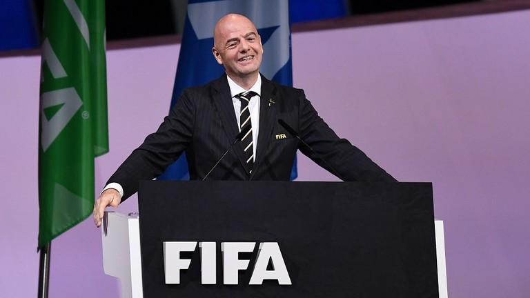 إنفانتينو يقر بوجود مشاكل في الاتحاد الإفريقي لكرة القدم