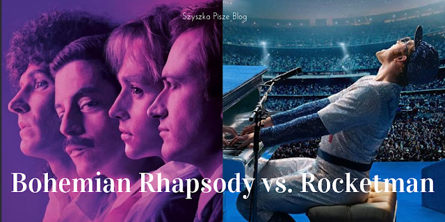 Bohemian Rhapsody vs. Rocketman