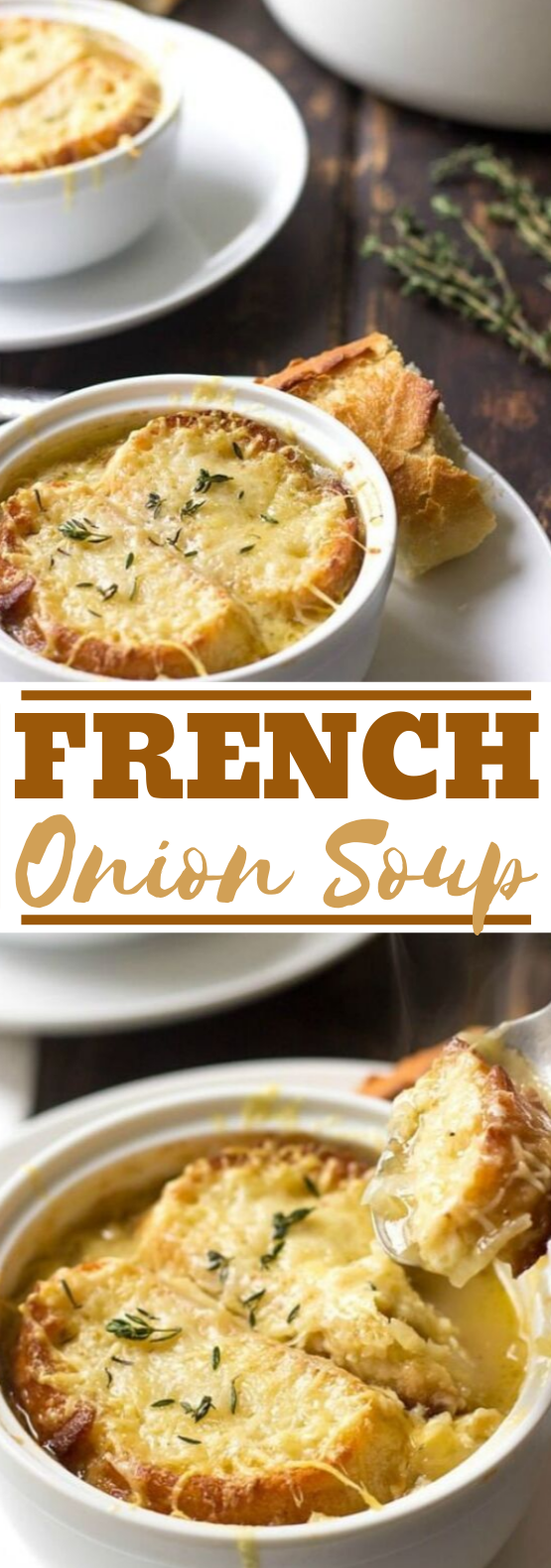 Easy French Onion Soup #soup #recipes #dinner #comfortfood #weeknight