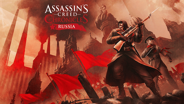 Link Tải Game Assassin's Creed Chronicles: Russia Miễn Phí