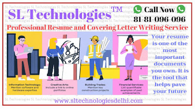 Professional Resume and Covering Letter Service (Call: 81-81-096-096)