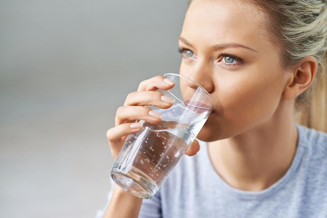 A glass of water on an empty stomach is invaluable for health