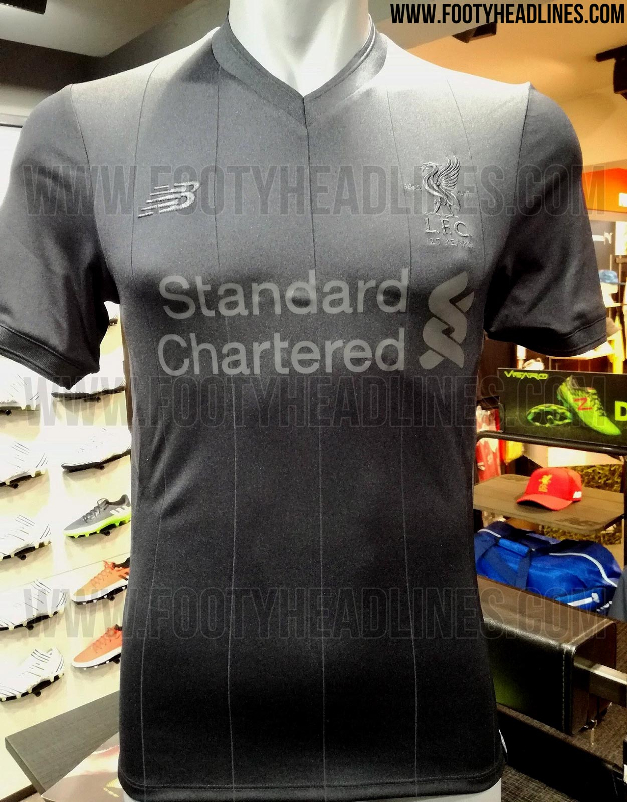 more photos 58e4c fd3bf Liverpool 1718 Away Kit Released Footy Headlines Thread
