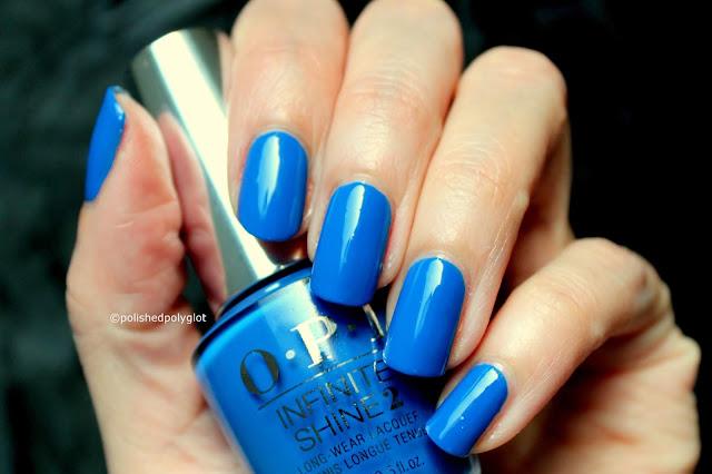 OPI Mi casa es blue casa
