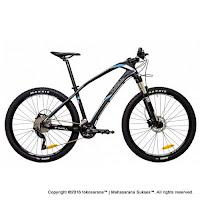 Sepeda Gunung Thrill Ravage 1.0 27,5 Inci