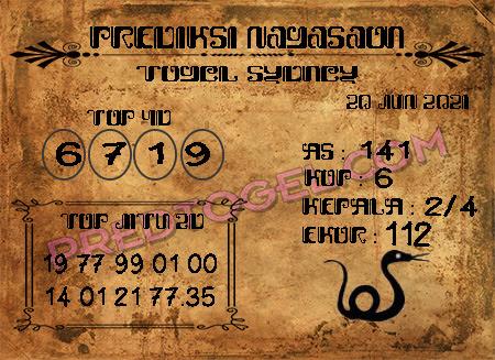 Prediksi Nagasaon Sdy hari ini Minggu