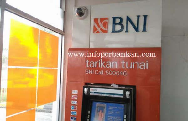 Biaya Admin Beli Pulsa di ATM BNI