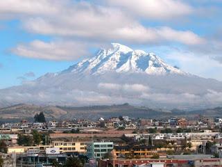 Riobamba la ciudad de las primicias