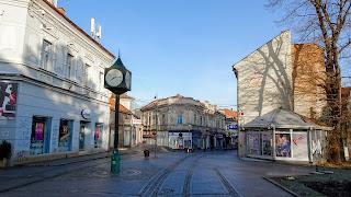 Clock in Tuzla