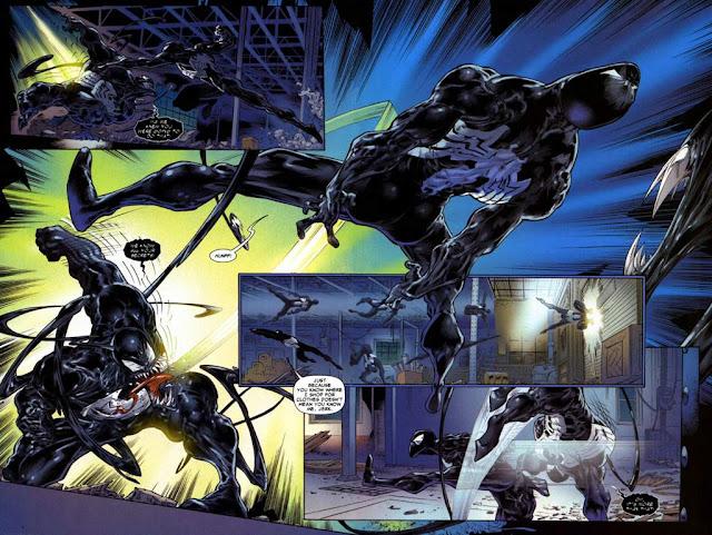 Reseña de Marvel Must-Have. Marvel Must-Have. Veneno: Origen Oscuro de Zeb Wells y Angel Medina - Panini Comics.
