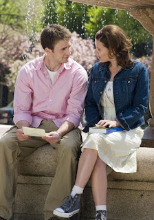 the nanny diaries-chris evans-scarlett johansson