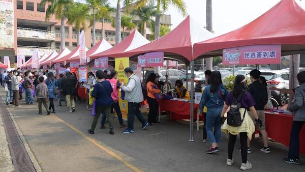 彰化就業博覽會10/2在北斗家商 釋出逾1600職缺招手