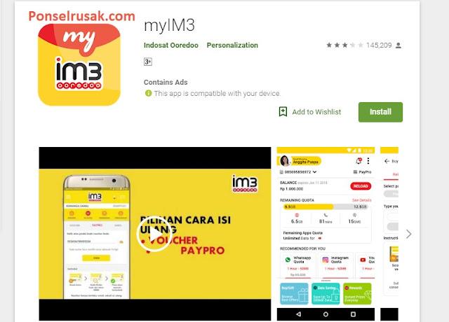 3 Cara Cek Kuota IM3 dan Macam-Macam Paket Internet IM3