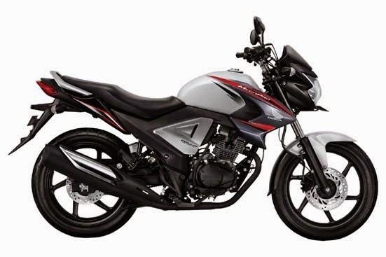 All New Honda Mega Pro FI