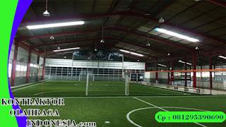 Nusa Tenggara Barat Harga Pembuatan Lapangan Futsal Murah Bagus Profesional