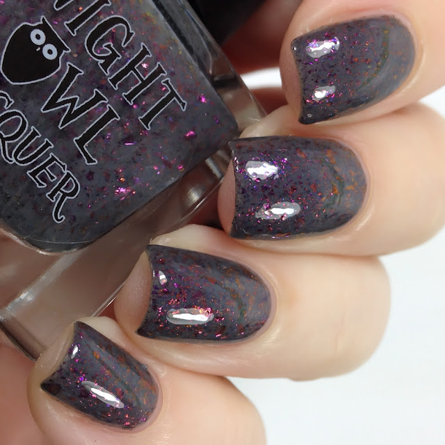 Night Owl Lacquer-Hyrule Castle