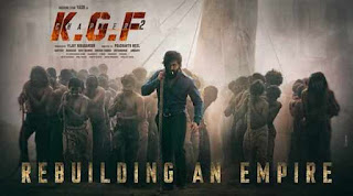 KGF Chapter 2 First Look Poster 2
