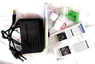 accessori per ip camera esterno
