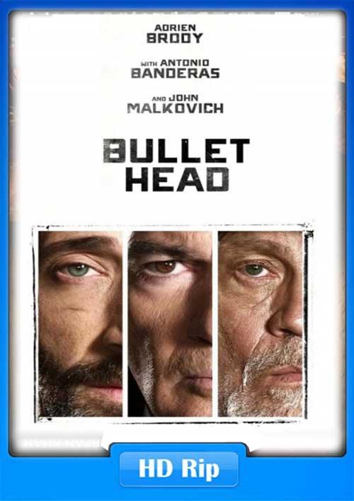 Bullet Head 2017 720p WEB-DL 750MB Poster