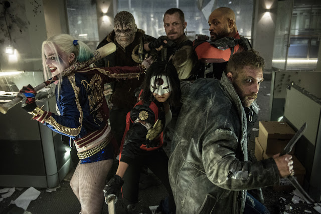 Massive 'Suicide Squad' Reveal - 11 Character Posters for Us to Enjoy