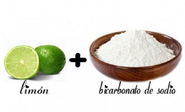 Bajar de peso limon y bicarbonato