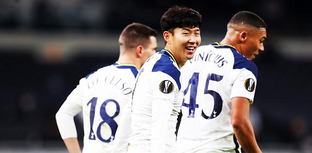 Tottenham Hotspur vs LASK Linz – Highlights