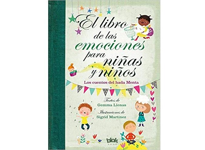 emocionarios para niñas y niños