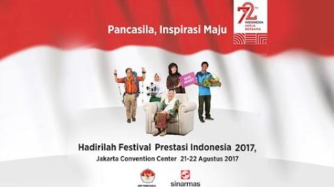 UKP Pancasila: Festival Prestasi Indonesia Tahun 2017