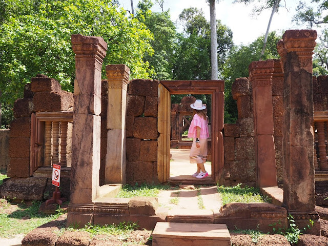 Camboya y sus templos