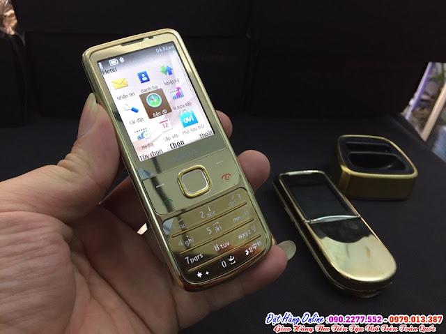 www.123nhanh.com: Điện thoại doanh nhân nokia 6700 đẹp long lanh giá ^*$.