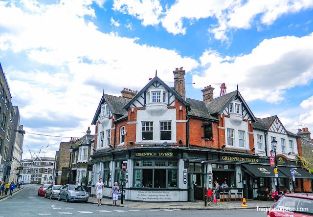 Distrito de Greenwich, Londres