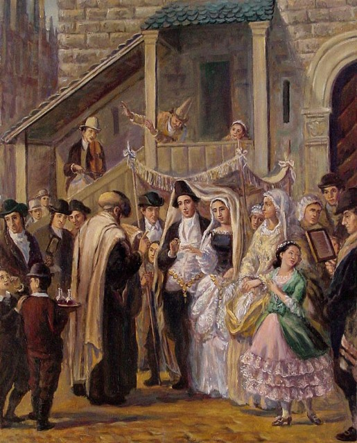 Ancient Jewish Wedding: Just Call Me Chaviva: Marriage: The Law In The Custom