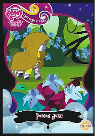 My Little Pony Poison Joke Series 2 Trading Card