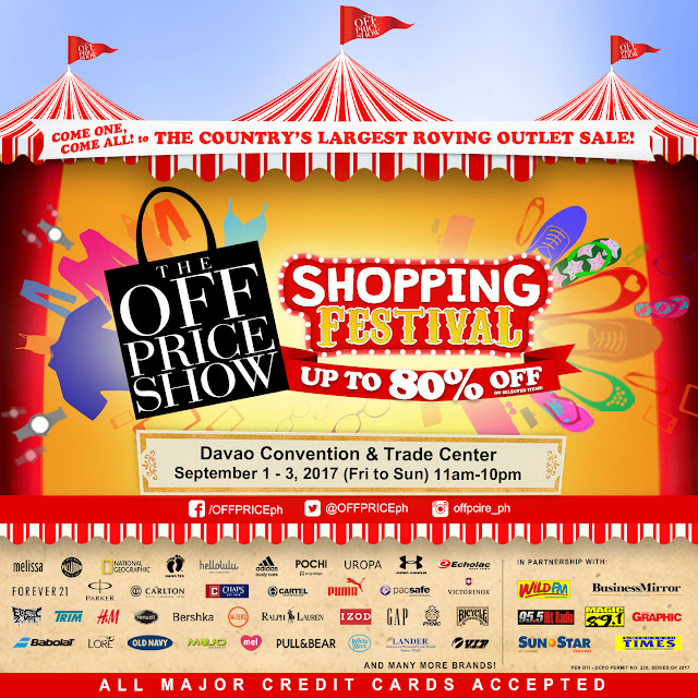 The Off Price Show Davao 2017