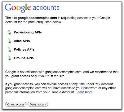 G Suite Developers Blog: Increased Security for Google Apps APIs