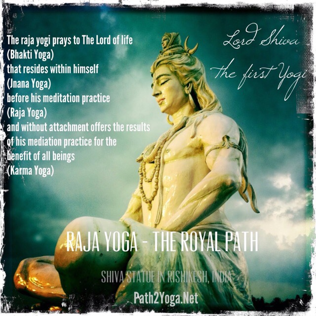 What is yoga practical philosophy and science of self realization raja yoga the royal path fandeluxe Image collections