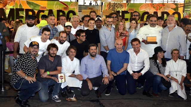 """Rodríguez Larreta en la apertura de la feria Masticar: """"Estamos trabajando para que Buenos Aires sea una capital gastronómica de Latinoamérica"""""""