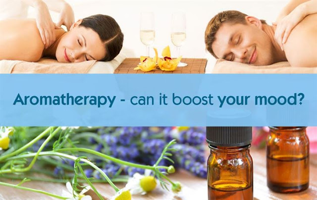 aromatherapy and mood