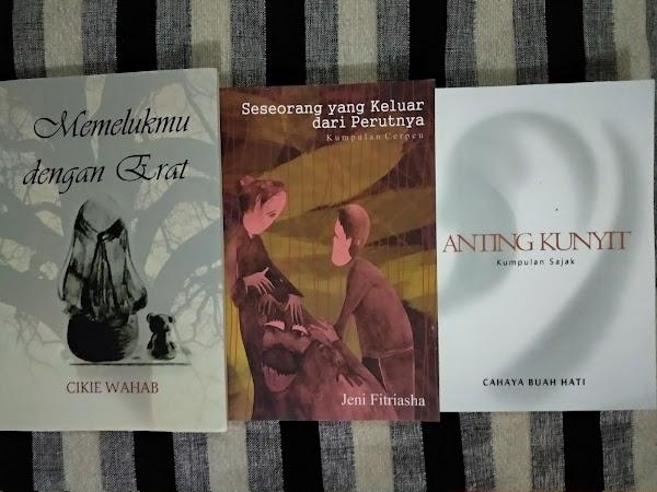 "Tiga Buku ""Perempuan Paragraf"""