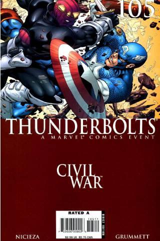 Civil War: Thunderbolts #105 PDF