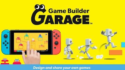 نينتندوNintendo  تصدر لعبة جديدة لمصممي الألعاب المبتدئين