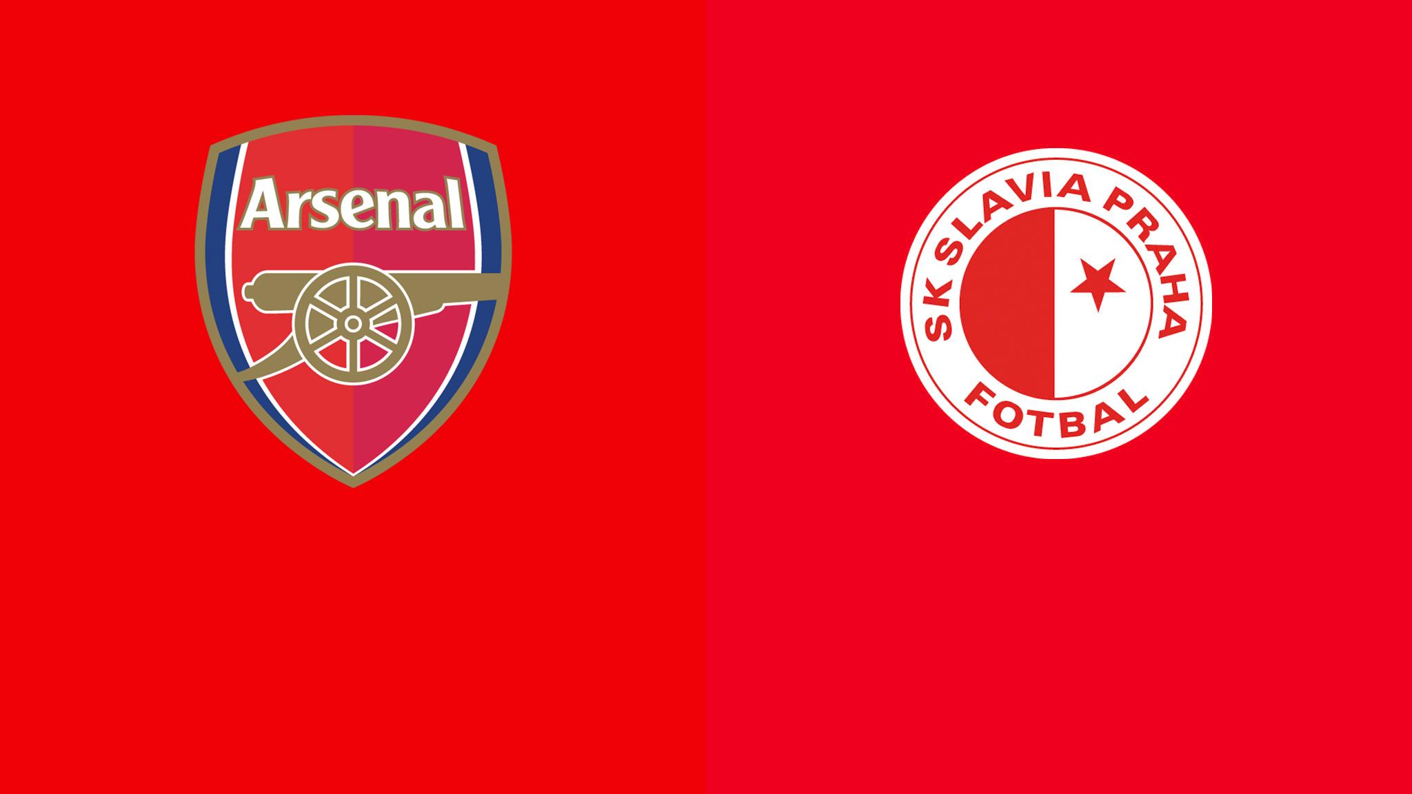 Slavia Prague vs Arsenal second leg